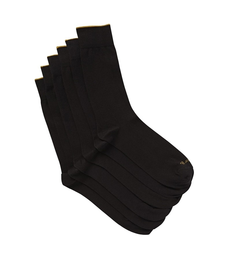 Jockey Man Gold Top Cotton Crew 3pk Socks from DownUnderWear