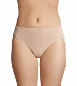 Jockey Woman No Ride Up Hi Cut Brief