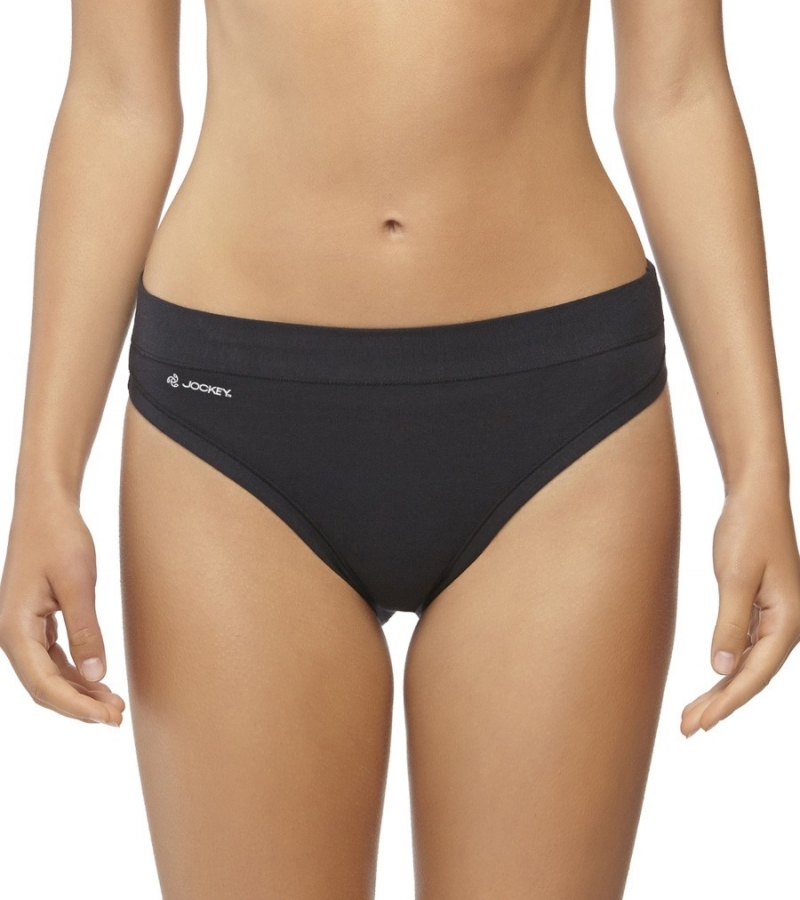 Jockey Woman Comfort Classics Hi Cut Bikini 2 Pack from DownUnderWear