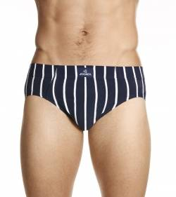 Jockey Man Sports Stripe Brief