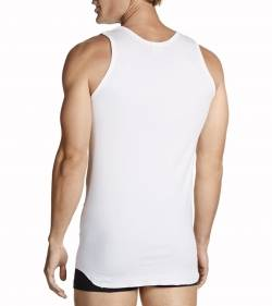 Jockey Man Athletic Singlet from DownUnderWear