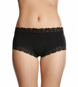 Jockey Woman Parisienne Cotton Boyleg from DownUnderWear