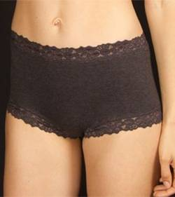 Jockey Woman Parisienne Cotton Marle Full Brief from DownUnderWear