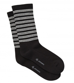 Jockey Woman Striped Circulation Socks from DownUnderWear