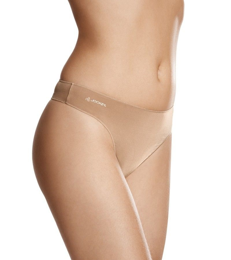 Jockey Woman No Panty Line Promise Tactel G-String from DownUnderWear