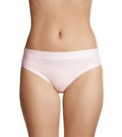 Jockey Woman Comfort Classics Stripe Bikini 2pk from DownUnderWear