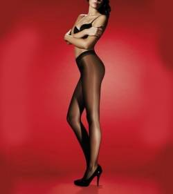 Voodoo Shine Sheer to Waist Pantyhose from DownUnderWear