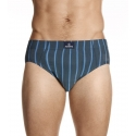 Jockey Man Sports Stripe Brief M0524E