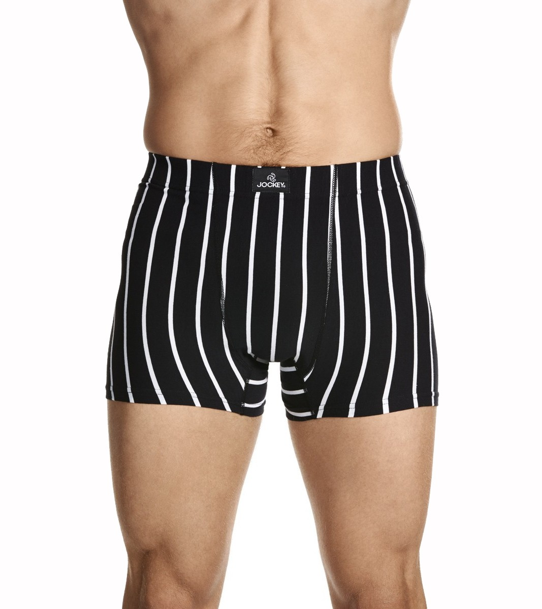 Jockey Man Sports Stripe Trunk From Downunderwear