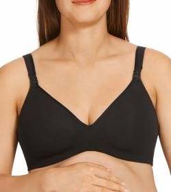 Berlei Barely There Cotton Rich Maternity Bra from DownUnderWear