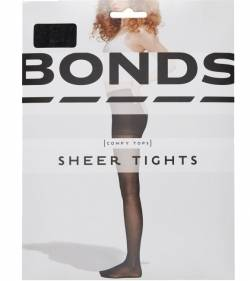 Bonds 15D Sheer Tights - 1