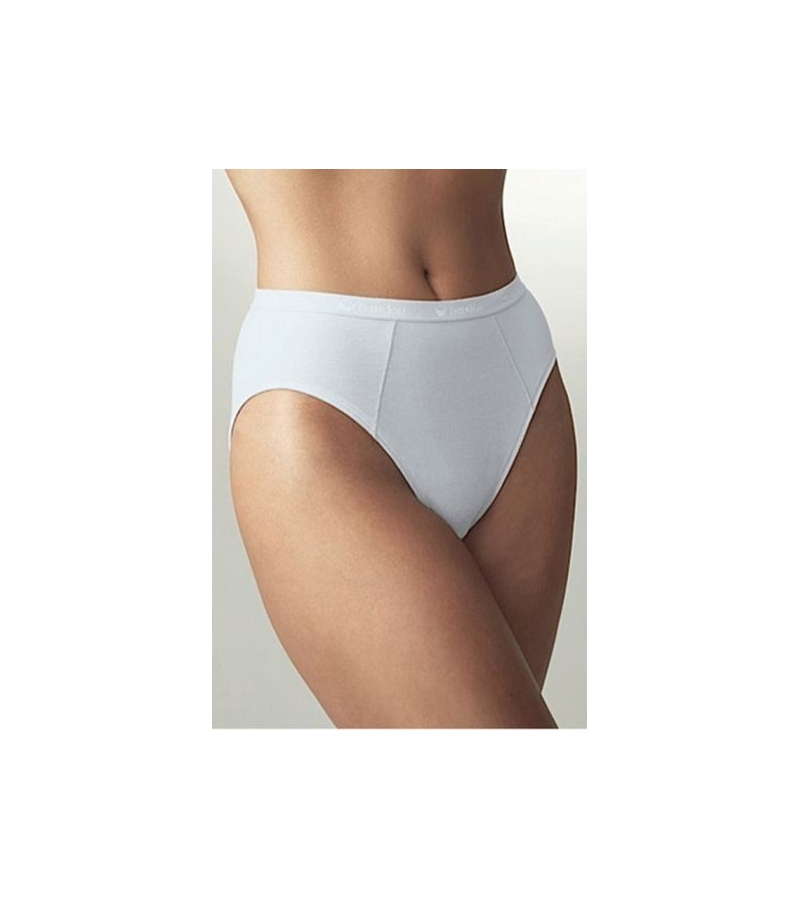 Bendon Body Cotton High Cut Brief